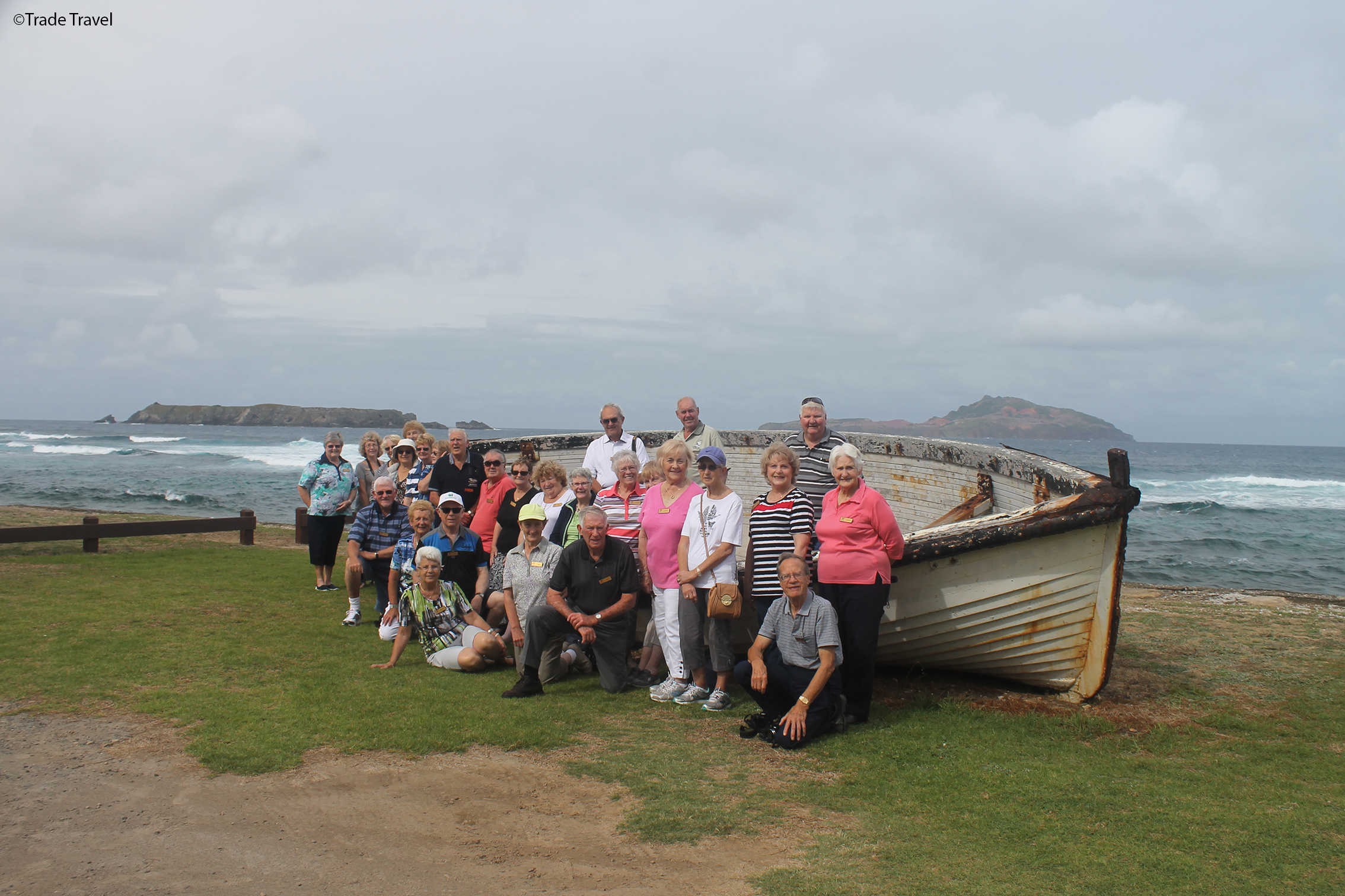 Probus Tour To Norfolk Island